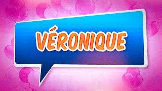 Joyeux anniversaire Véronique