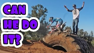 TRAIL AND ENDUROCROSS RIDING!