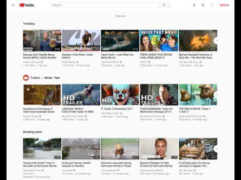 YouTube | Wikipedia audio article