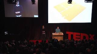 So much more than just a desk | Fraser Callaway & Oliver Ward | TEDxWellington