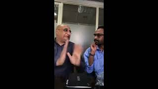 Orion Digital Box - Surendranath Explains to Chitraloka Editor KM Veeresh