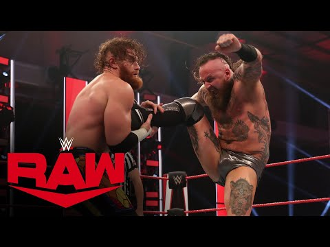 Aleister Black vs. Murphy: Raw, May 18, 2020