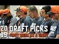 2019 San Francisco Giants Draft Picks