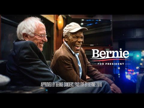 Danny Glover Endorses Bernie Sanders