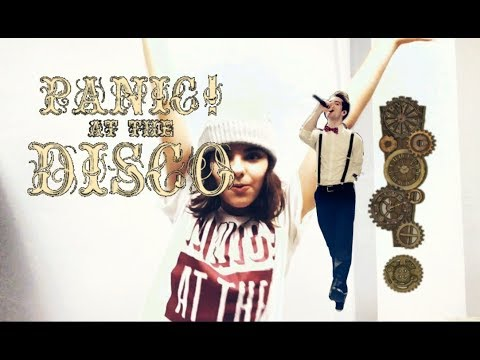 Panic! at the Disco merch collection(I'm such a fangirl)