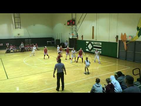 Park Middle School vs Trap Hill Middle School 12/14/19