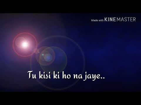 Latest Heart Touching Song - Aankhe Meri Dhunde Tujhe By Khalid Iqbal ( Kabir )