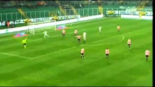 Palermo - Milan 0 - 4  Sky Calcio Highlights HD 03/03-2012 (Ibrahimovic-Thiago Silva)