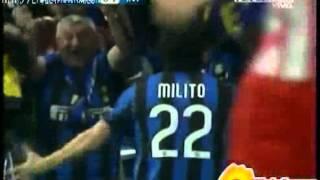 Inter vs Bayern Munich 2 0 final champions league 2010