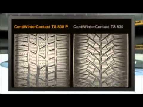 contiwintercontact ts 830 p vs continental. Black Bedroom Furniture Sets. Home Design Ideas