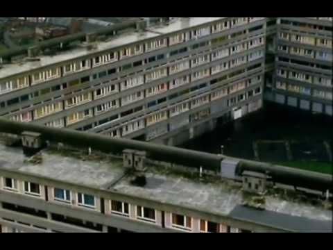 Divis flats Belfast