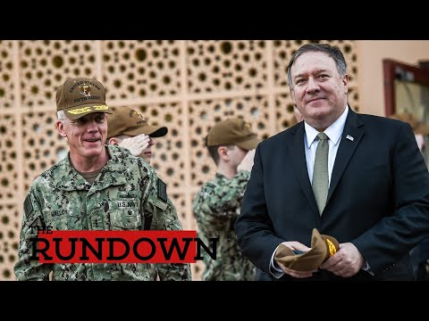 Pompeo Continues Middle East Tour in Anti-Iran Campaign