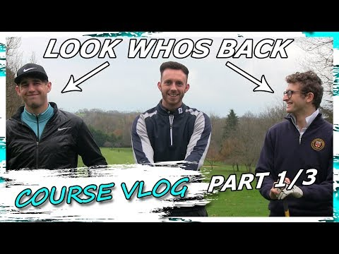 REUNITED! The Creature, Nicholas & Harry Flower Golf P13 ¦ Stroke Play