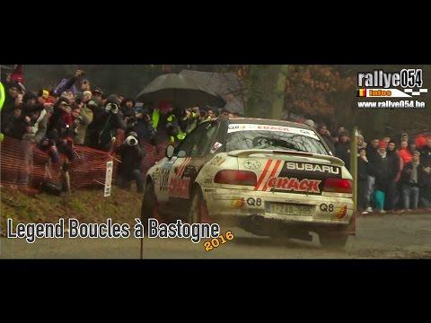 Legend Boucles à Bastogne 2016 - Show & Mistakes - rallye054
