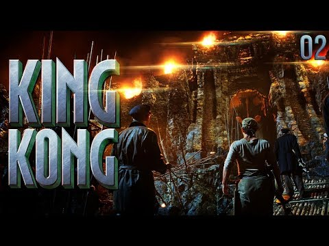 WE'RE NOT ALONE ON THIS ISLAND | Peter Jackson's King Kong (Let's Play Part 2)