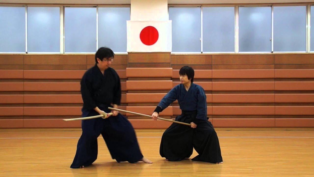 神道夢想流杖術 其之二 Shinto m...