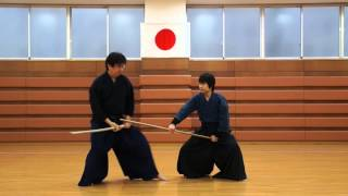 神道夢想流杖術 其之二 Shinto muso-ryu jojutsu PART2 budo
