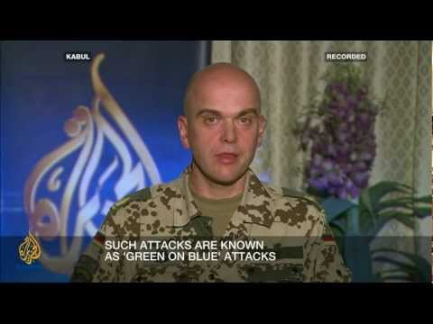 Inside Story - Have Afghan forces been infiltrated?