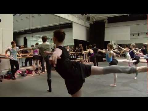 Daily Class Royal Ballet LIVE