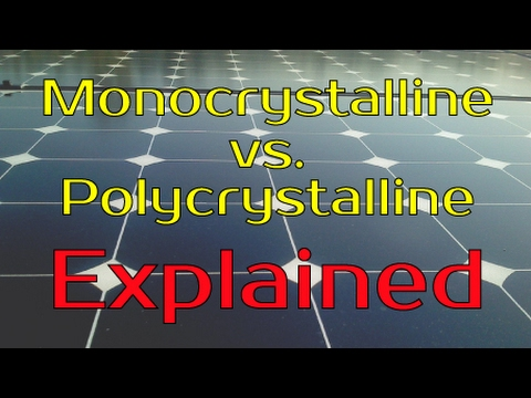 Mono vs Poly Solar Panels Explained