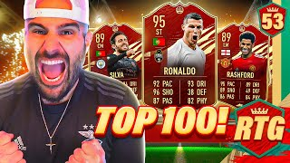 I PACKED MY BEST RED CARD OF FIFA21!!! FIFA 21 RTG REWARDS #53