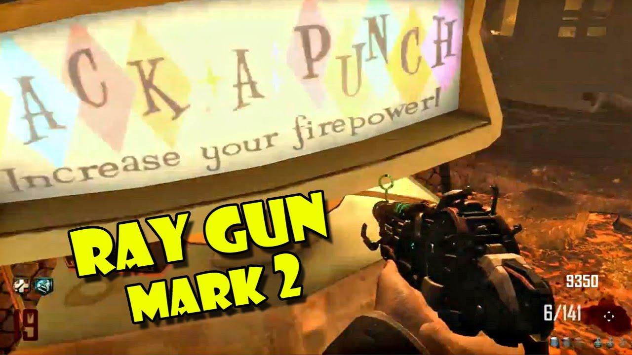 Ray Gun Mark 2 Pack A Punch [FR] Ray Gun Mark 2 Ga...