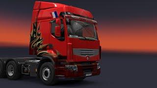 LIVE Euro Truck Simulator2