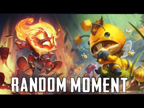 Random LoL Moments #19 | League Of Legends Mid thumbnail