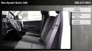 2013 GMC Sierra 2500HD 4WD Crew Cab 153.7 SLE 4x4 Truck  - Concord