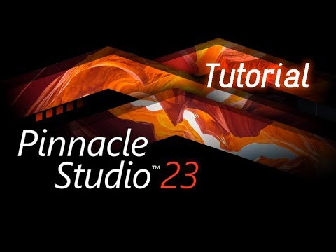 Pinnacle Studio 23 - Full Tutorial For Beginners [+Overview]