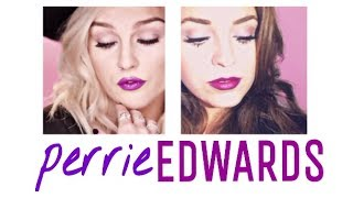 Little Mix - Move - Perrie Edwards Inspired Makeup & Outfit Idea! Thumbnail