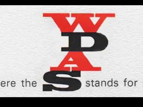 WDAS FM 1053 Philadelphia  Dyana Williams  Nov 1983