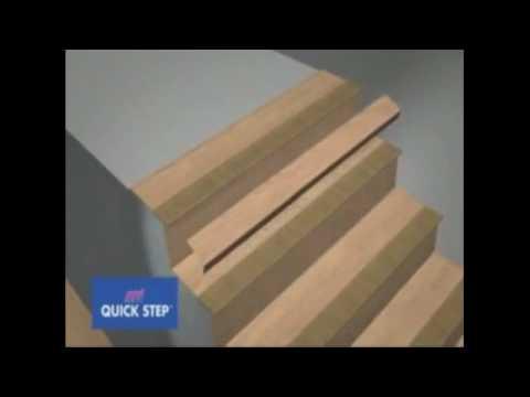 Quick step leggen [ laminaat ] youtube