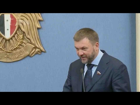 Russian delegation: Syria's constitution will be decided by Syrian people