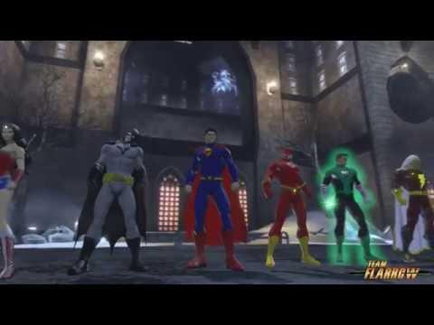 [DCUO] : Team Flarrow - Justice League: War / trailer