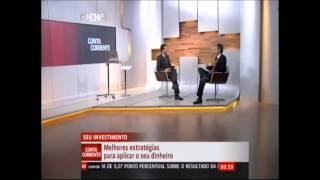 Entrevista de Ricardo Amorim ao Conta Corrente da Globonews - Como analisar qualquer investimento