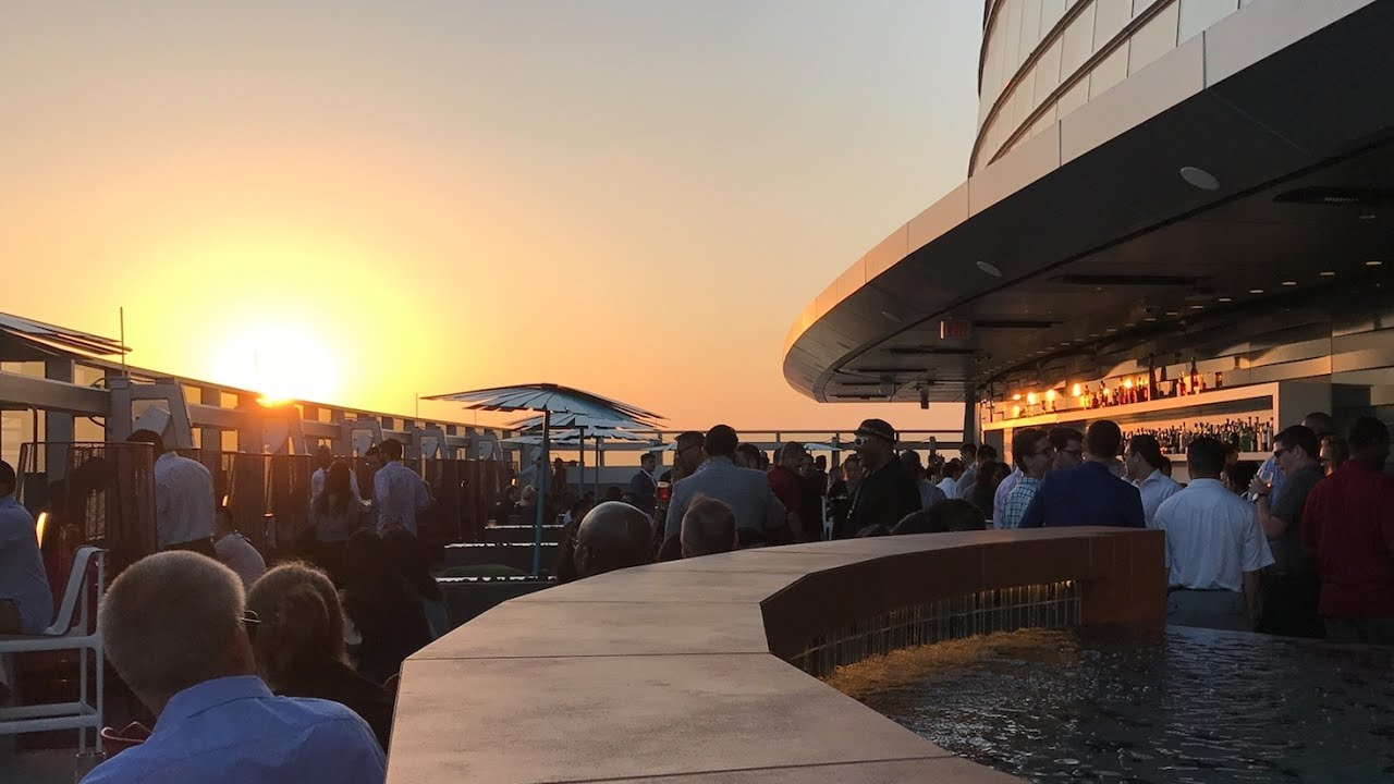 Spire 73 - Highest Rooftop Bar in the USA - Los Angeles ...