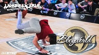 Sunni vs Issei [1on1 SEMI-FINAL] ▶ UNBREAKABLE 2016 ◀ ⓒ .BBoy World | Belgium