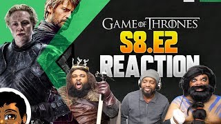 Game of Thrones | Season 8 Episode 2 Reaction