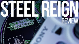 Steel Reign - EDRG RETRO REVIEW | PLAYSTATION 1 | Is Steel Reign Still Worth a Playthrough in 2018?