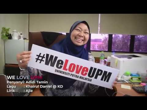 We Love UPM