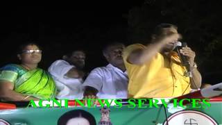 NAGAPATTINAM... ACTORT RAMARAJAN SAYS THAT JAYALALTHA WILL BECOME THE PM