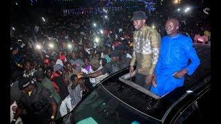 Grand Meeting de Ousmane Sonko à Bignona gagne le pari de la mobilisation du Sud après Macky Sall