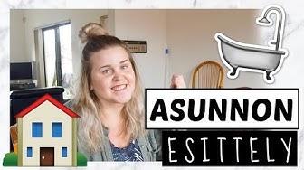 ASUNNON ESITTELY | solukämppä Sydneyssä