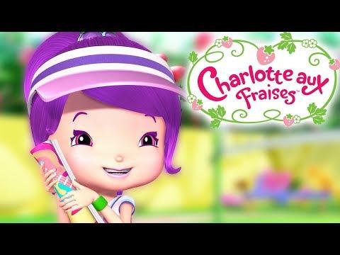 Charlotte aux Fraises 🍓 Regarder l'oiseau 🍓 Dessin Animé Aventures à Fraisi Paradis