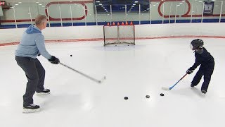 Tucker the Hockey Player | Kids That Are Kind Of Amazing At Stuff with Gerry Dee