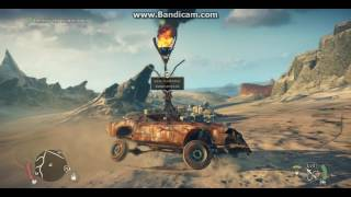 MAD MAX HOW TO DESTROY SCARECROWS