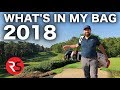 WHAT'S IN MY BAG 2018 - RICK SHIELS