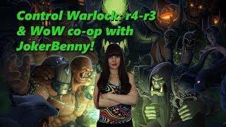 Ranked: Control Warlock (r4-r3). WoW allied races co-op with JokerBenny!