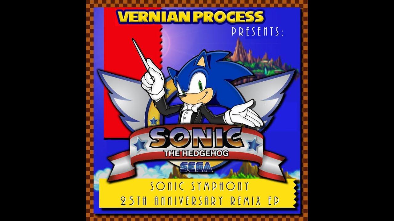 Sonic CD - Tidal Tempest Zone (JP/EU) (25th Anniversary Remix)